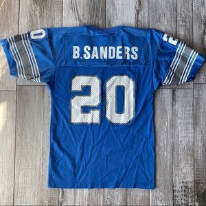 Champion Detroit Lions Barry Sanders Youth Jersey